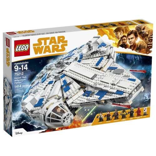 LEGO Star Wars Kessel Run Millennium Falcon 75212 Kit