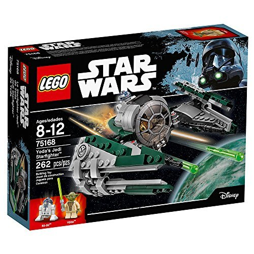 LEGO Star Wars Yoda's Jedi Starfighter 75168 Star Wars